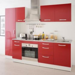 Keuken Eko Rood