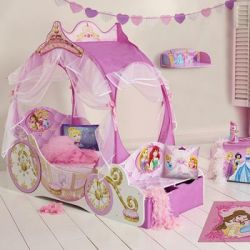 Peuterkamer Disney Princess
