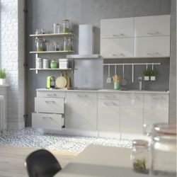 Keuken Eli Grijs
