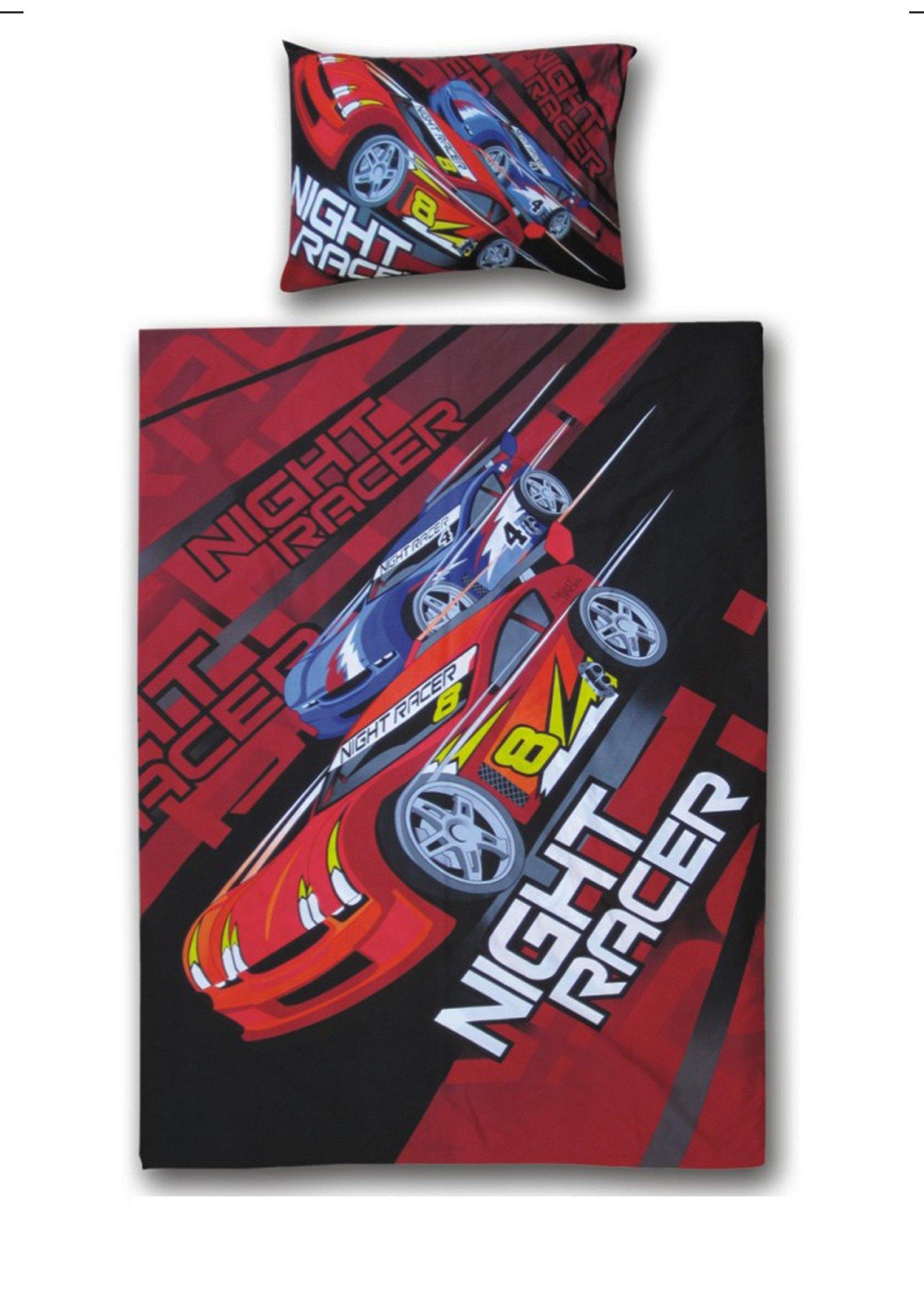 Dekbedovertrek Night Racer