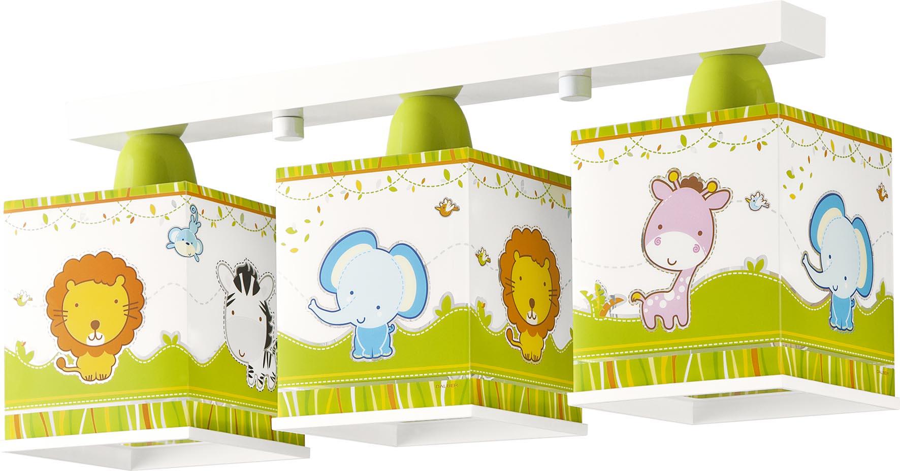 Plafondlamp Little Zoo