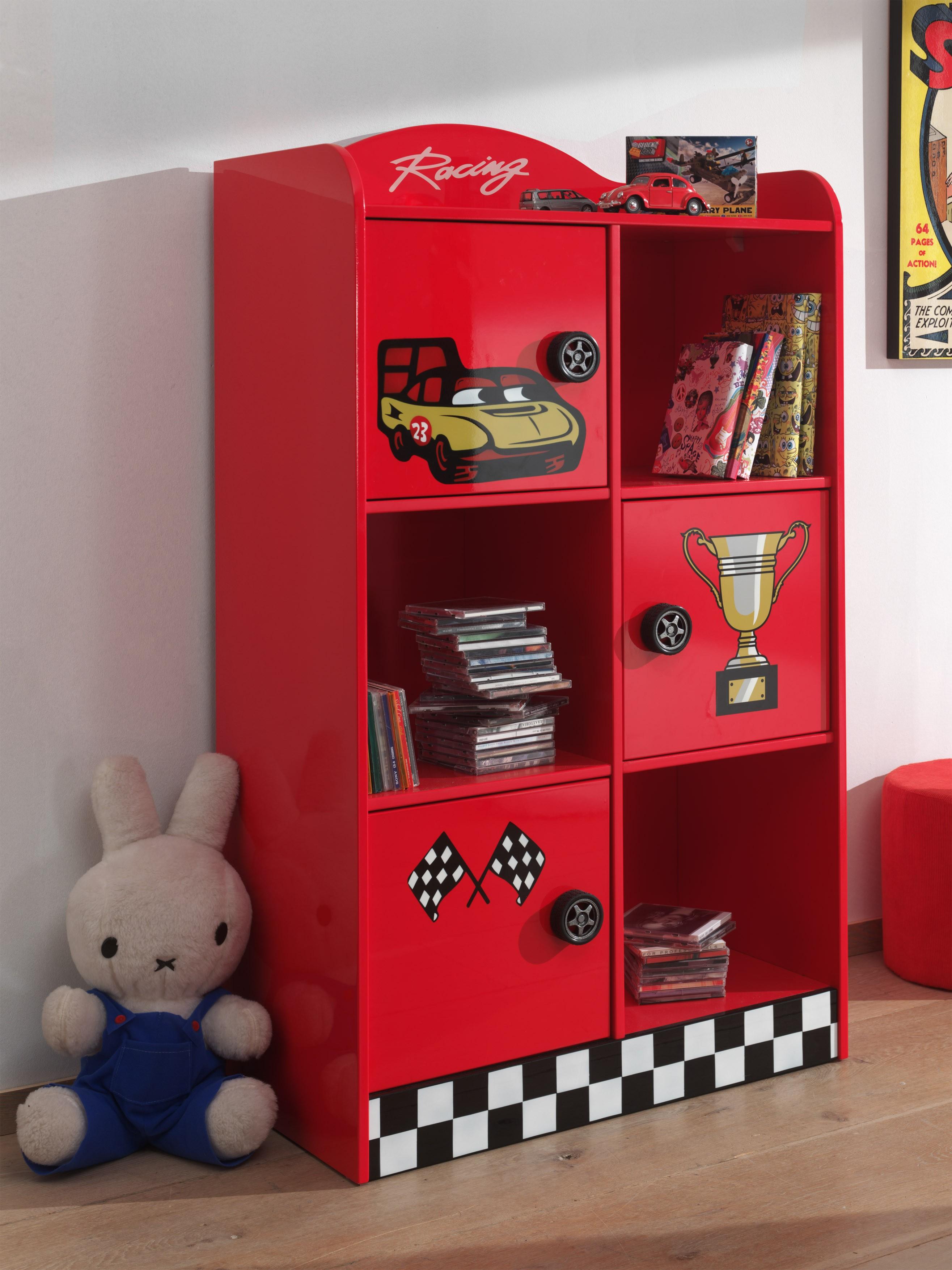 Vipack boekenkast Racer