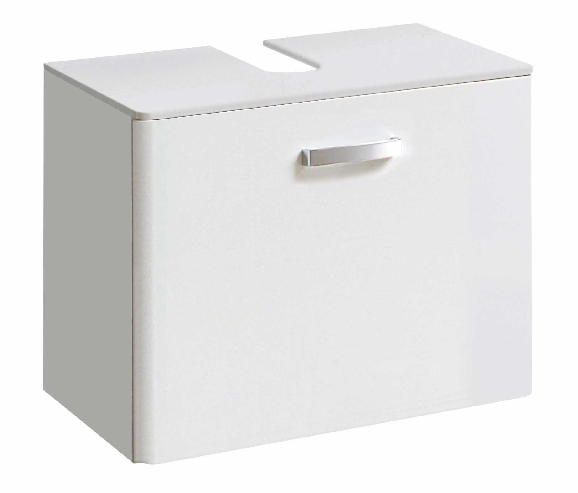 kastje voor wastafel Phoenix 60cm wit