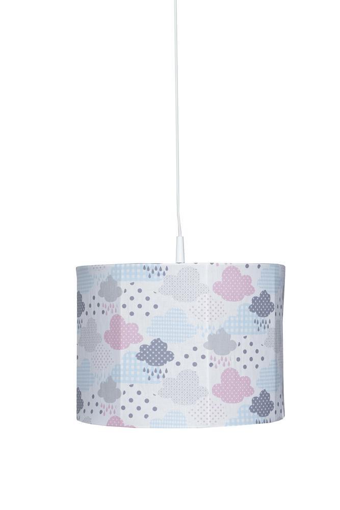 Hanglamp Cloudy roze