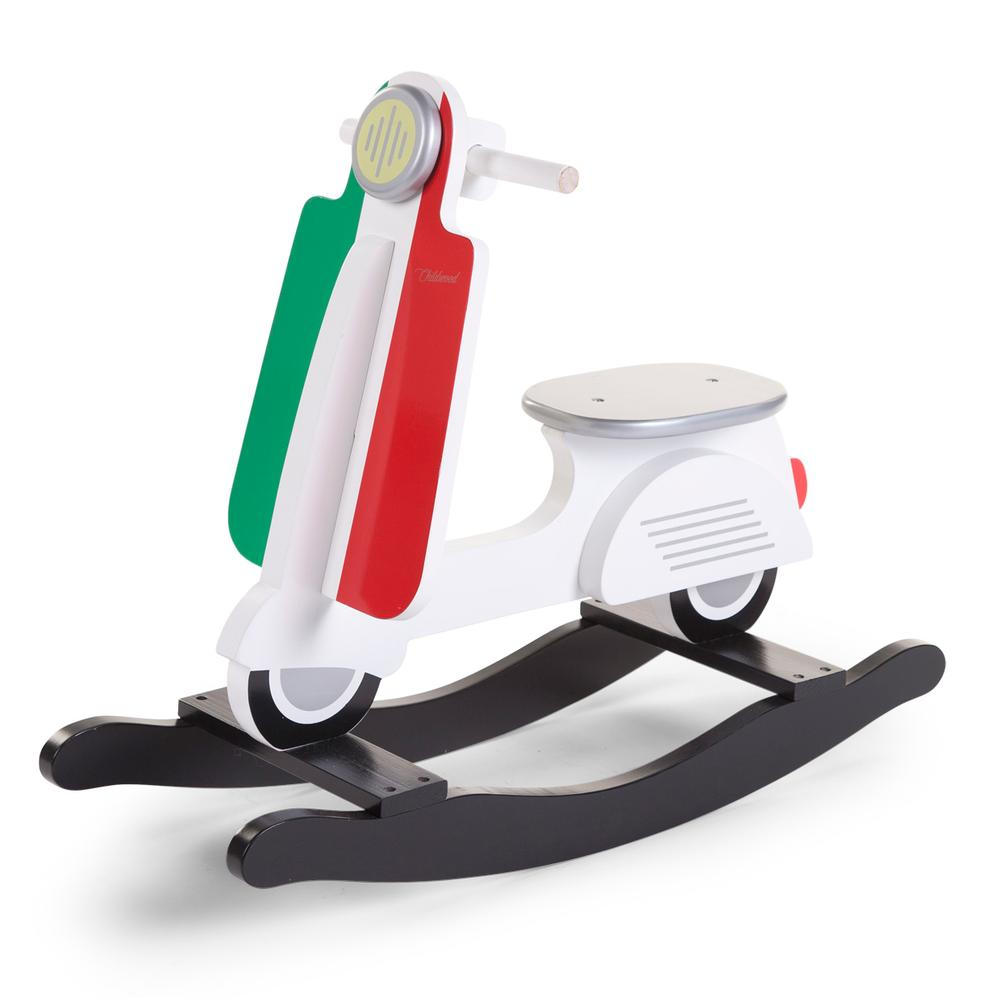 Schommelscooter Italië