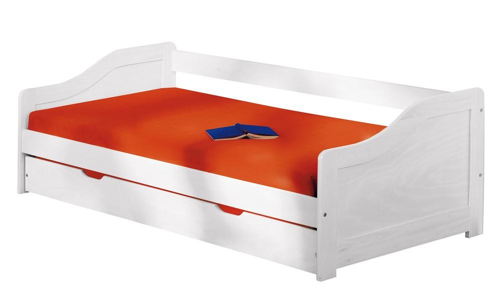 2-in-1 bed Leonie