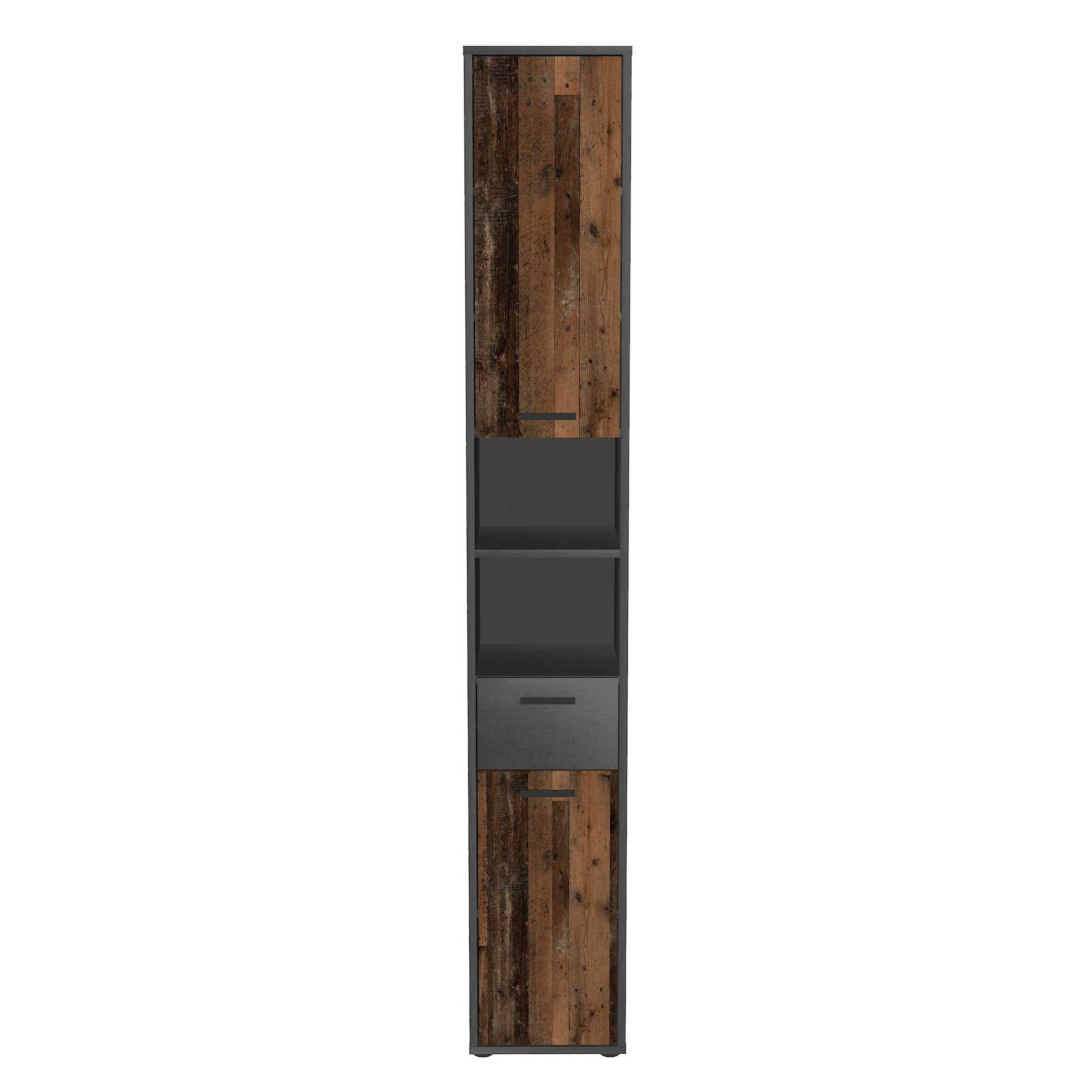 goedkope Kolomkast Madoc FMD Bruin FMD952-004