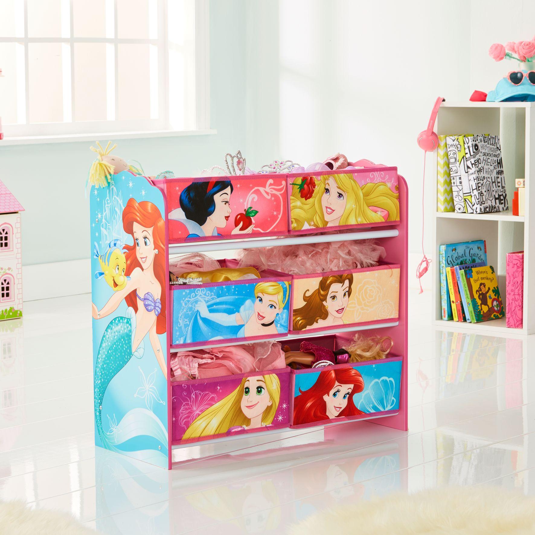 Worlds Apart Disney Prinses Opbergrek