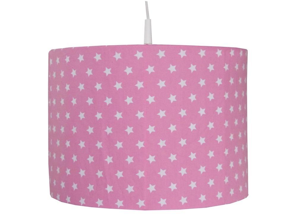 Hanglamp Little Star roze