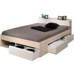 Bed Most 160x200cm - acacia