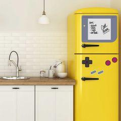 Muursticker Nintendo Gameboy