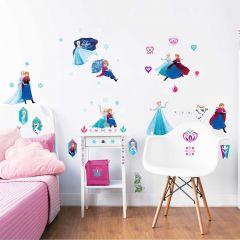 Walltastic 53 muurstickers Disney Frozen
