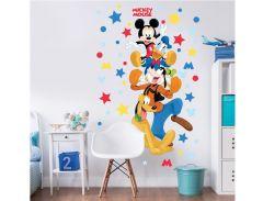 XL muursticker Mickey Mouse & Friends