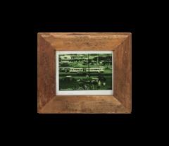 Fotolijst Antiq 27x23cm - oud teak