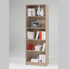 Boekenkast Brysse 60x172cm - eik