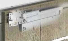 1x Open- en sluitdemping voor schuifdeur links achteraan