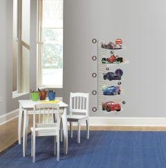RoomMates muurstickers - Cars groeimeter