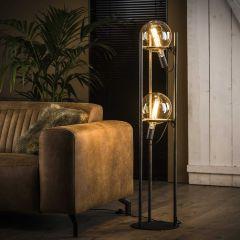 Staande lamp Adeline 2 lampen
