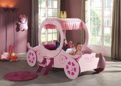 Roze Koetsbed Princess Kate - voor jouw prinses