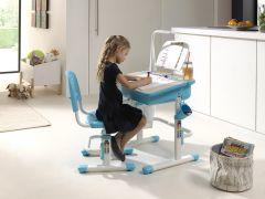 Kinderbureau Comfortline 301 - blauw
