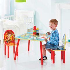 Kindertafel met stoeltjes Toy Story