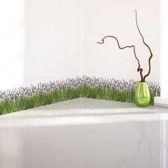 Muursticker Lavendel - sierrand