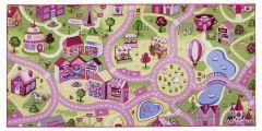Tapijt Sweet Town - 95x200cm