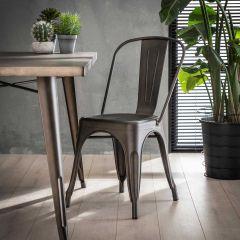 Set van 4 stoelen Brent
