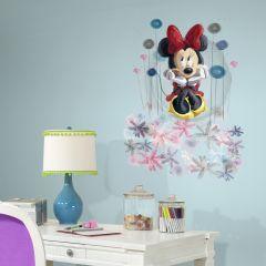 RoomMates muurstickers - Minnie Floral Graphic