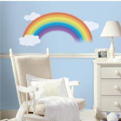 RoomMates muurstickers - Regenboog