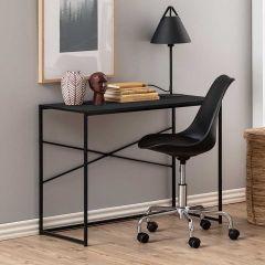 Sidetable/bureau Dover - zwart