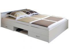 Bed Alma 140x200cm - wit