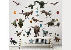 Muurstickers Jurassic World Fallen Kingdom