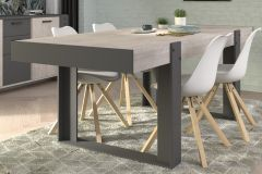 Eettafel Travis XL 224x90 industrieel