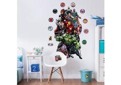 XL muursticker Marvel Avengers