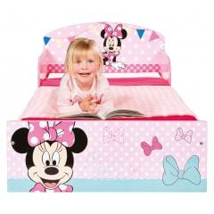 Peuterbed Minnie Mouse