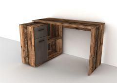 Bureau Albrecht - verweerd hout/staal