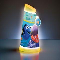 Nachtlamp en zaklamp Finding Dory
