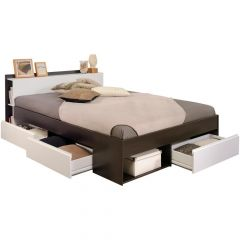 Bed Most 160x200cm - koffie