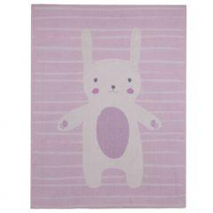 Tapijt Bunny - roze