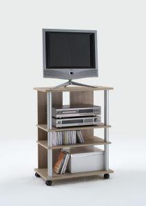 Tv-rek Variant 65cm - bruine eik