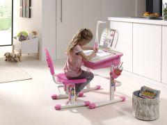 Kinderbureau Comfortline 301 - roze meisjesbureau