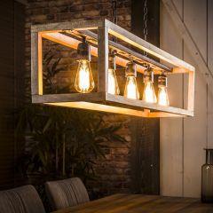 Hanglamp Adem 5 lampen