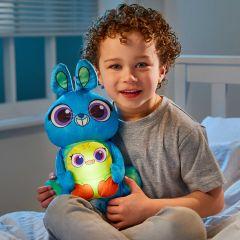 Knuffel met nachtlampje Toy Story Ducky & Bunny