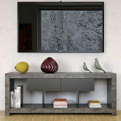 Tv-meubel Nara 174cm - beton