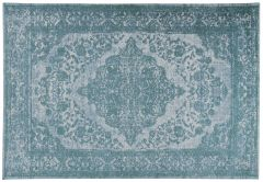 Vloerkleed New Argentella 5 Ming 230x160 - blauw