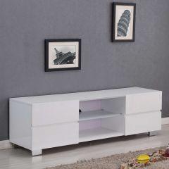 Tv-meubel Sevilla 150cm - wit