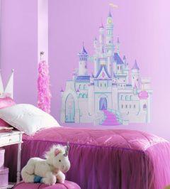 RoomMates muurstickers - Disney Princess Glitter