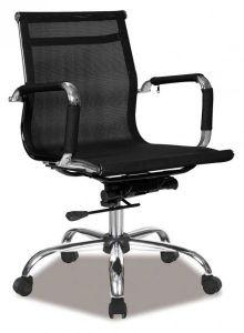Bureaustoel Boss - zwart
