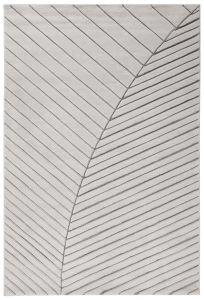 Vloerkleed Handcarved D 230x160 - grijs